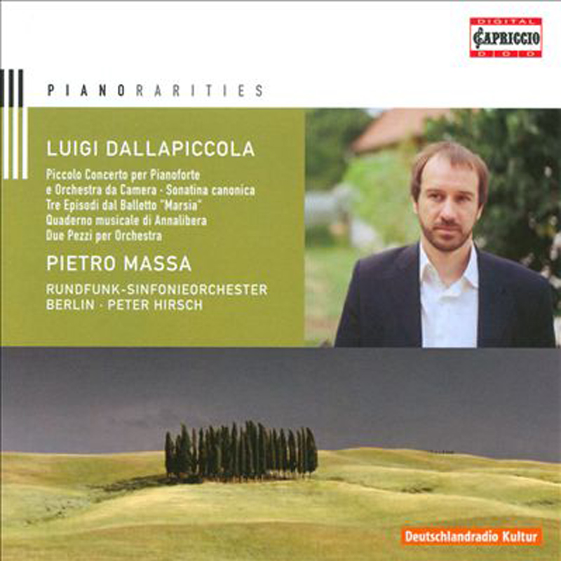 Pietro Massa plays Castelnuovo-Tedesco